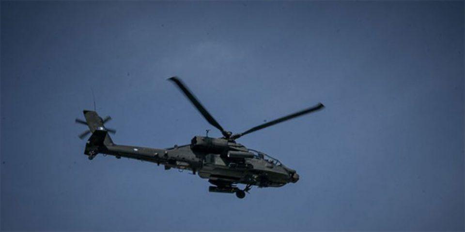 Συνετρίβη ελικόπτερο του ΝΑΤΟ ανοιχτά της Κεφαλονιάς - Ανασύρθηκε ένας νεκρός