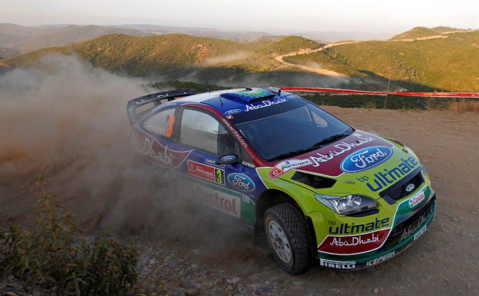 WRC: Ακυρώθηκε το Ράλι της Πορτογαλίας