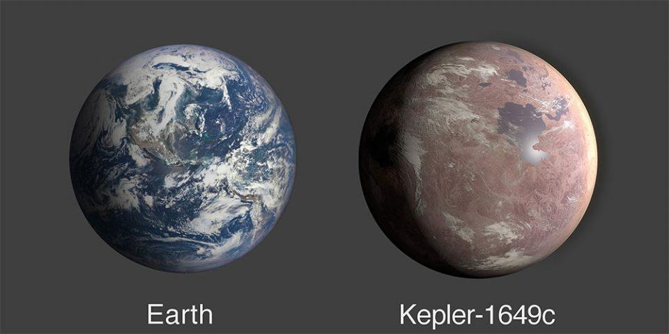 Ανακάλυψαν εξωπλανήτη που μοιάζει πολύ με τη Γη