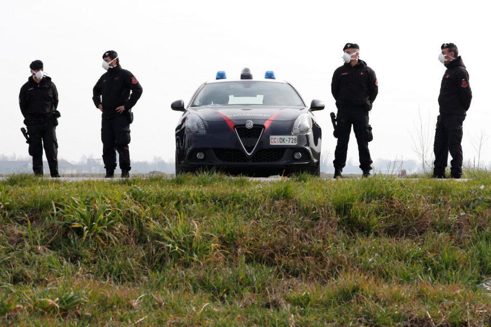 Πανευρωπαϊκή επιχείρηση «μαμούθ» κατά της ιταλικής μαφίας, Ντράγκετα