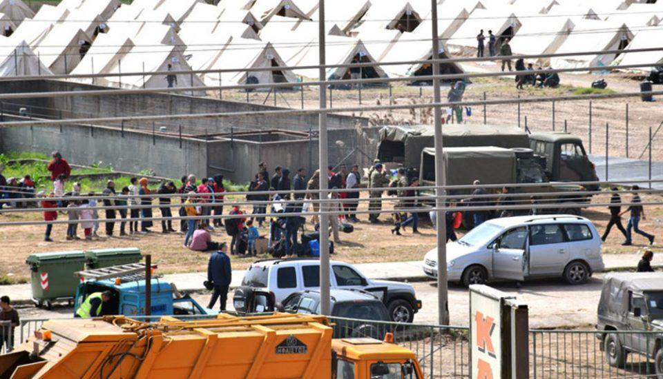 Κορωνοϊός: Καραντίνα στην δομή μεταναστών στη Μαλακάσα μετά από θετικό κρούσμα