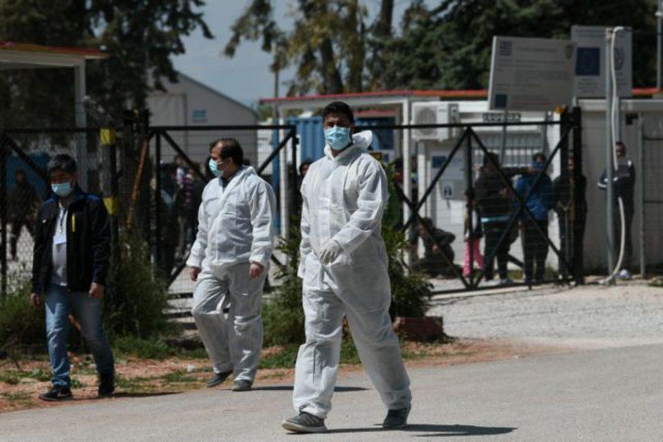 Κορωνοϊός - Μυτιλήνη: Δεκαεπτά πρόσφυγες και μετανάστες θετικοί στον ιό