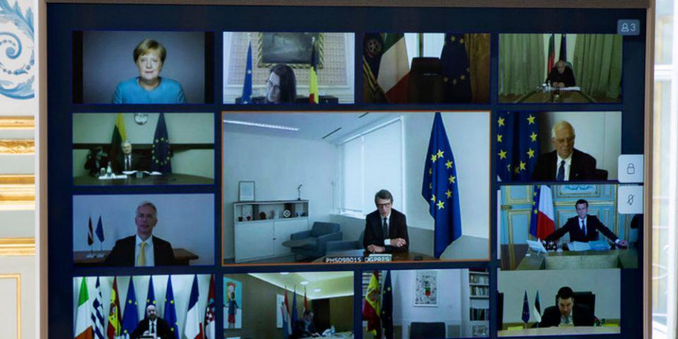 Χωρίς αποτέλεσμα ολοκληρώθηκε η Σύνοδος Κορυφής της ΕΕ για το Ταμείο Ανάκαμψης
