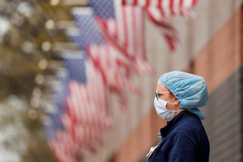 Κορωνοϊός - ΗΠΑ: Ξεπέρασαν τους 400.000 οι θάνατοι
