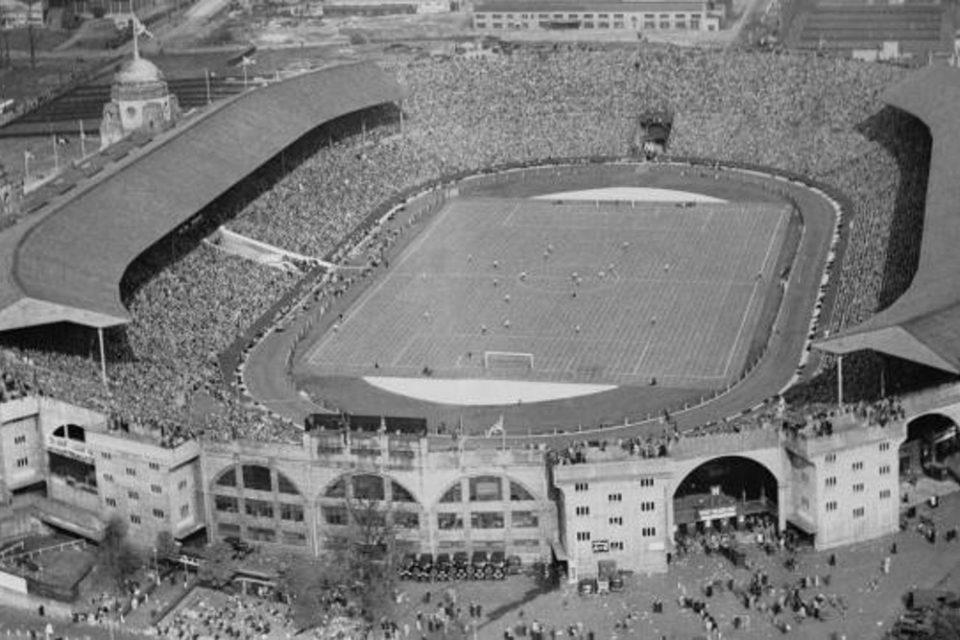 Αγγλία: 97 χρόνια από τα εγκαίνια του ιστορικού σταδίου Wembley
