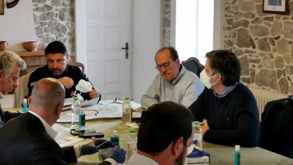 Χαρδαλιάς: Σε καραντίνα το Κρανίδι για 14 ημέρες - Βρέθηκαν 150 κρούσματα του κορωνοϊού