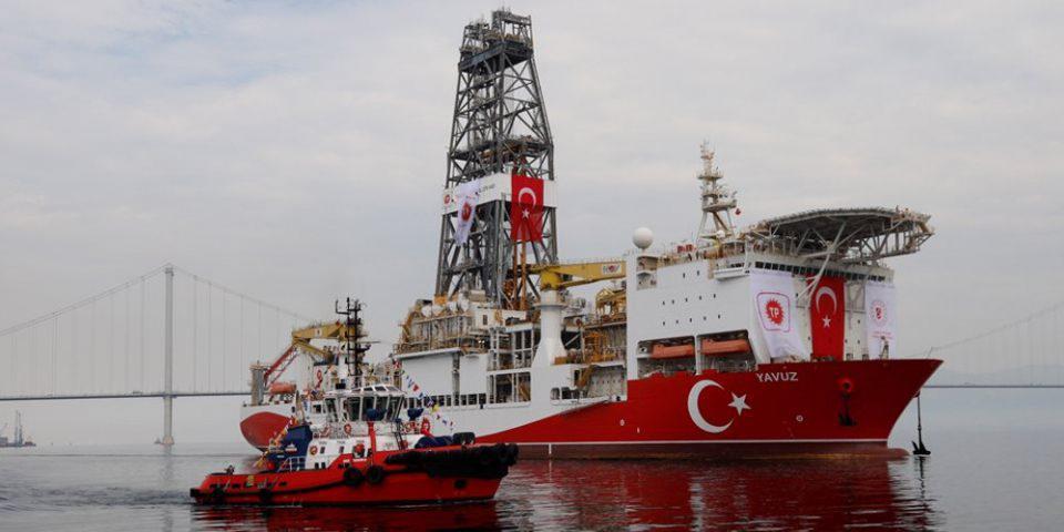 Έφτασε στις τουρκικές ακτές το Γιαβούζ - Το μήνυμα της Κομισιόν