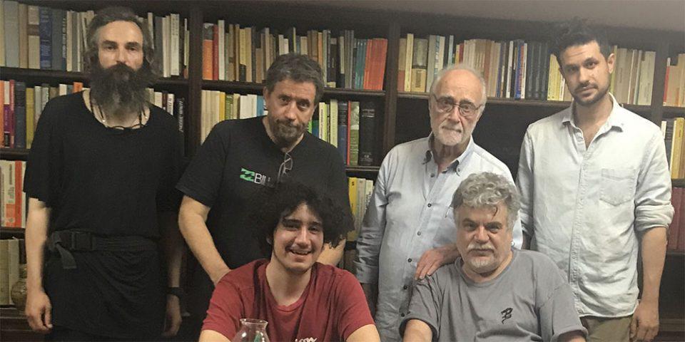 «Περιμένοντας τον Γκοντό»: Τον Ιούλιο με Παπαδόπουλο, Παπαγεωργίου, Σερβετάλη, Αυγουστίδη