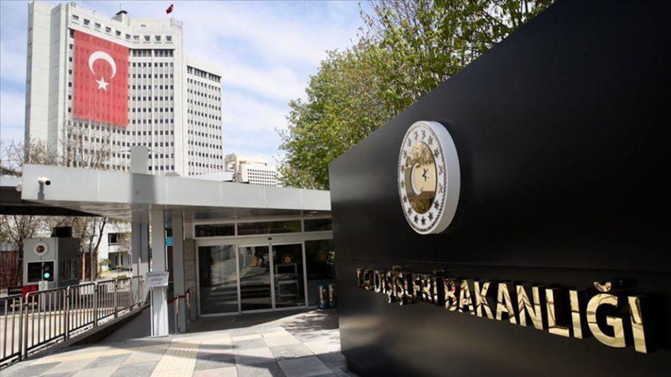 Γενοκτονία των Αρμενίων: Το τουρκικό ΥΠΕΞ κάλεσε τον Αμερικανό Πρέσβη