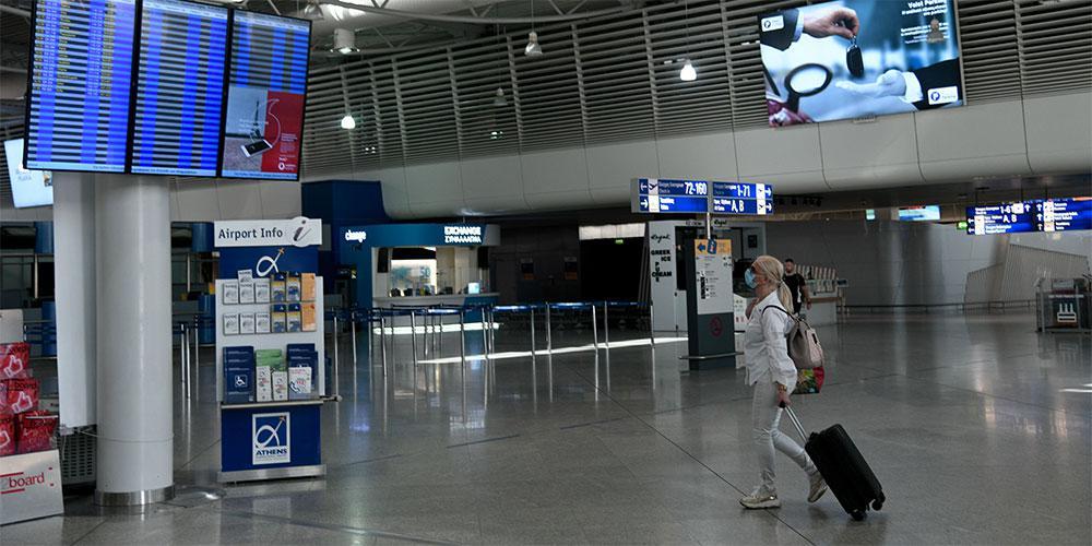 Παράταση αναστολής πτήσεων από και προς Βρετανία και Τουρκία - Ποιοι θα υποβάλλονται σε τεστ