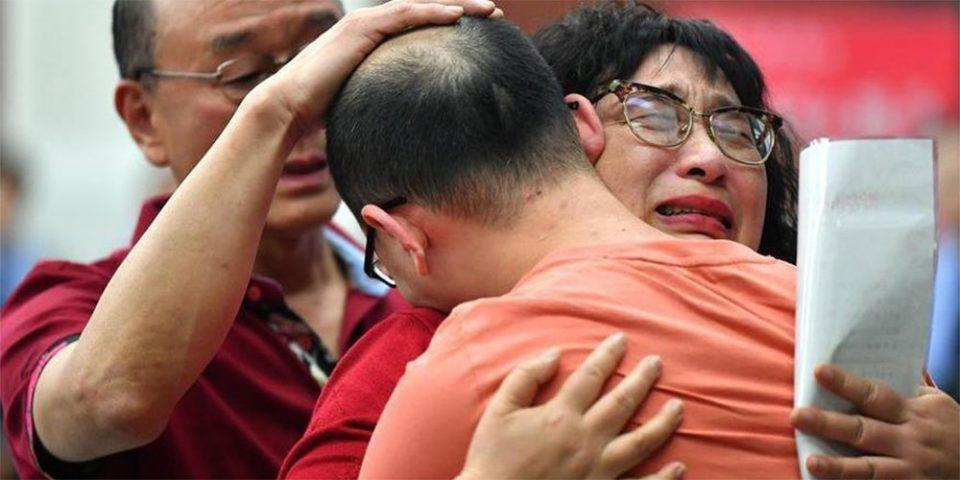Συγκινητική ιστορία: Βρήκαν τον εξαφανισμένο γιο τους μετά από 32 χρόνια