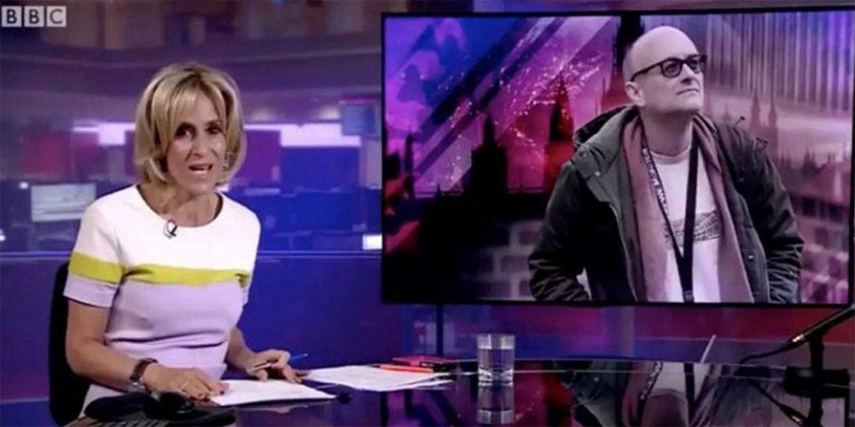Το παρασκήνιο πίσω από την… απουσία της δημοσιογράφου του BBC και το σκάνδαλο Κάμινγκς