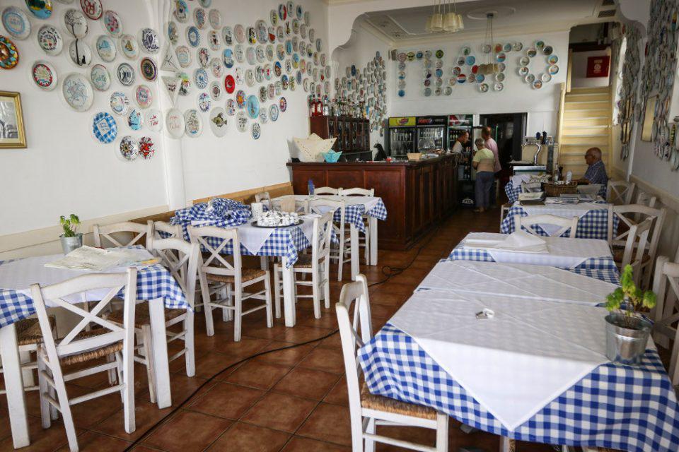 Γεωργιάδης: Έως 15 Ιουνίου ανοίγουν οι εσωτερικοί χώροι στην εστίαση