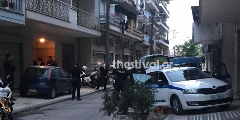 Αιματηρό επεισόδιο στη Θεσσαλονίκη - Δύο τραυματίες