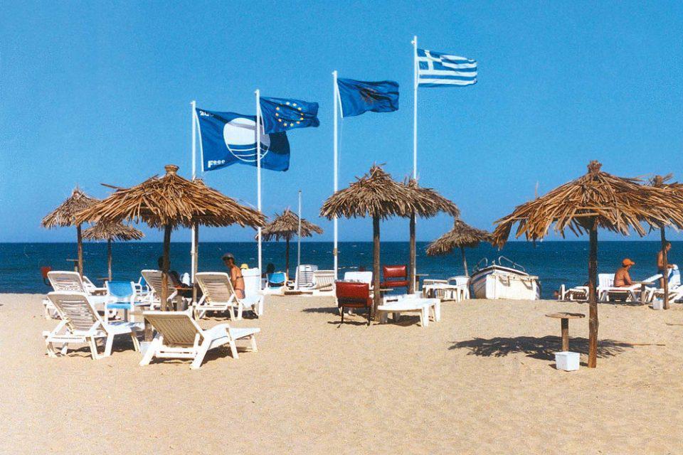 Η Ελλάδα δεύτερη «δύναμη» παγκοσμίως σε Γαλάζιες Σημαίες