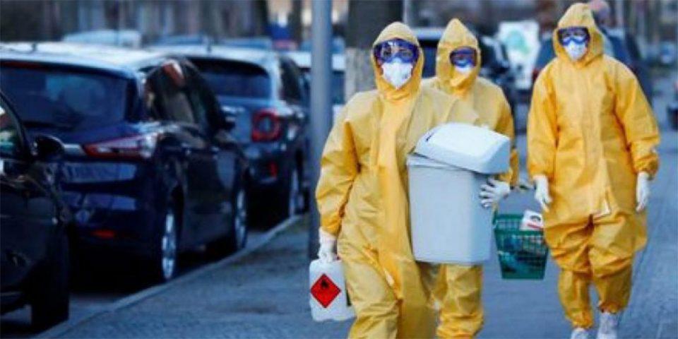 Κορωνοϊός - Γερμανία: 16.362 κρούσματα και 188 θάνατοι εξαιτίας σε 24 ώρες
