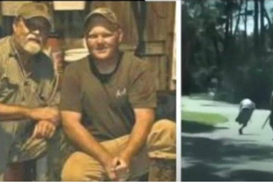 Βίντεο-σοκ: Χειροπέδες σε πατέρα και γιο για την δολοφονία αφροαμερικανού που έκανε τζόγκινγκ