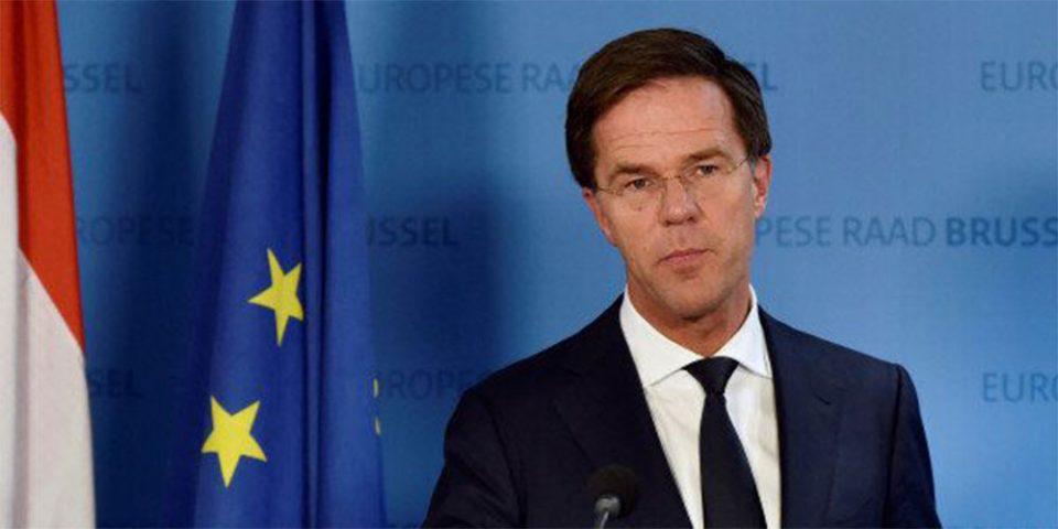 Η καραντίνα δεν άφησε τον Ολλανδό πρωθυπουργό να επισκεφθεί τη μητέρα του πριν πεθάνει