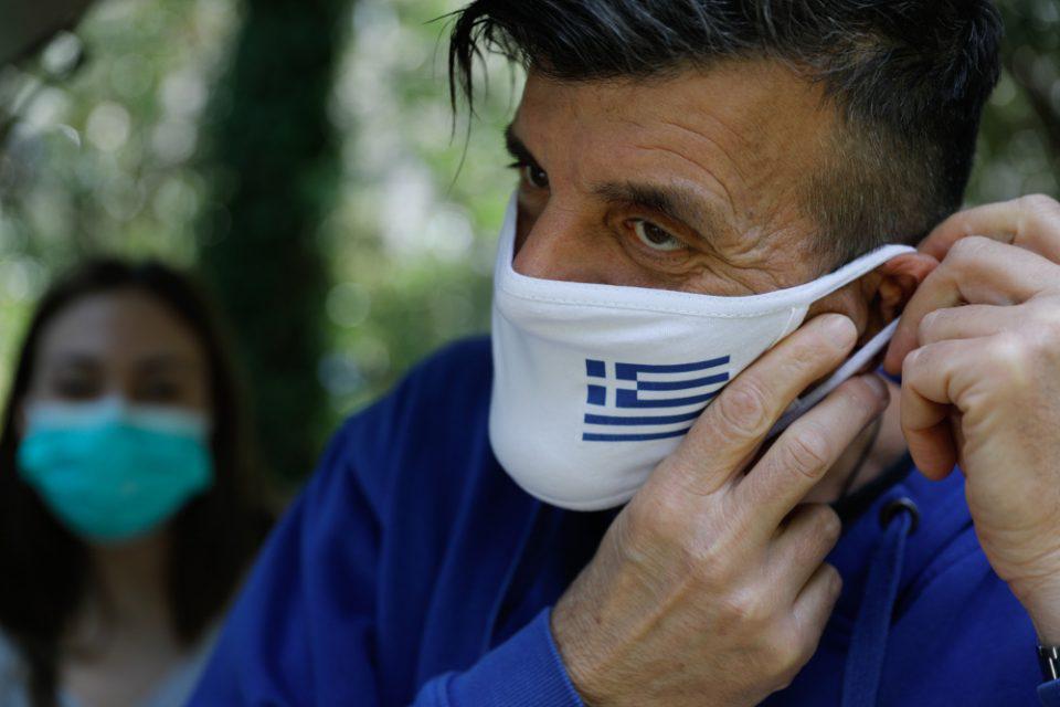 Καραντίνα και η επόμενη μέρα: Οδηγίες του «Ε.Τ.» για να φτιάξετε αυτοσχέδιες μάσκες