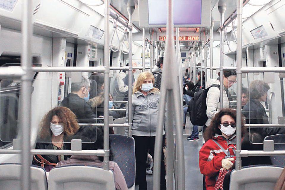 «Πυκνώνουν» τα δρομολόγια του Μετρό στις γραμμές 2 και 3 - Αναλυτικά οι ώρες