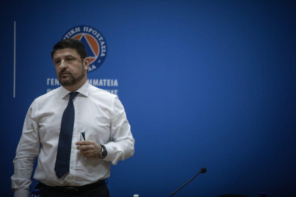 Κορωνοϊός - Χαρδαλιάς στο EleftherosTypos.gr: Θα πάρουμε ότι μέτρο χρειαστεί – Τι είπε lockdown