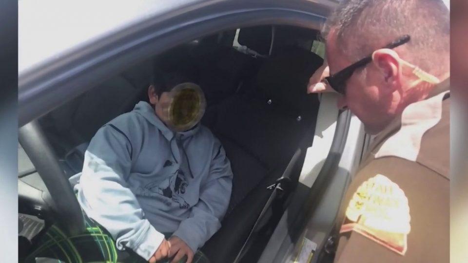 Απίστευτο: 5χρονος πήρε το αυτοκίνητο για να πάει στην Καλιφόρνια από την Γιούτα και να αγοράσει Λαμποργκίνι