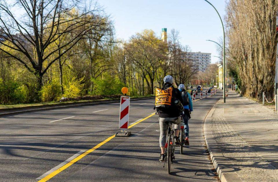 Χατζηδάκης: Προσωρινοί ποδηλατόδρομοι και πεζόδρομοι όπως και στην Ευρώπη για να αντιμετωπίσουμε τον κορωνοϊό