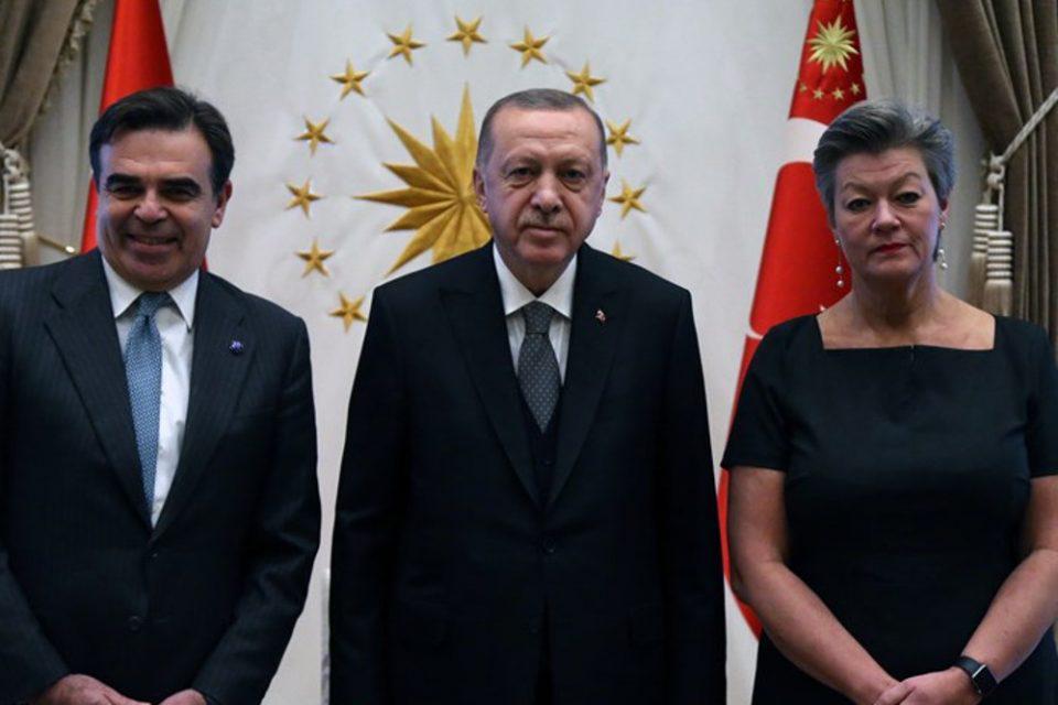 Σκληρή απάντηση του τούρκικου ΥΠΕΞ εναντίον του Μαργαρίτη Σχοινά