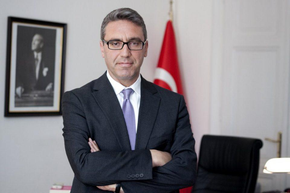 Αποκλειστικό: Tούρκος πρέσβης στην Αθηνά για το Έβρο: Είναι τεχνικό ζήτημα, δεν είναι συνοριακή διαφωνία