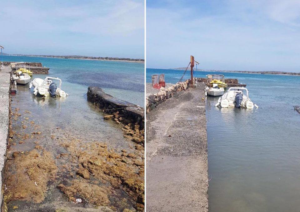Μίνι «Τσουνάμι» στην Κρήτη μετά το ισχυρό σεισμό των 6 Ρίχτερ
