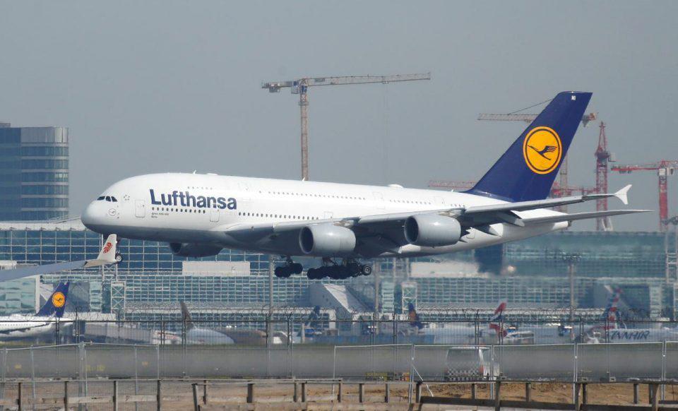 Η Lufthansa ξεκινά πτήσεις προς 20 τουριστικούς προορισμούς, μεταξύ των οποίων και ελληνικά νησιά