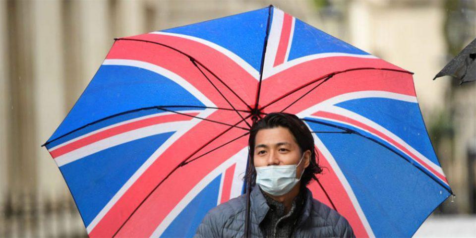 Βρετανία: Καραντίνα 14 ημερών για όσους φθάνουν από το εξωτερικό
