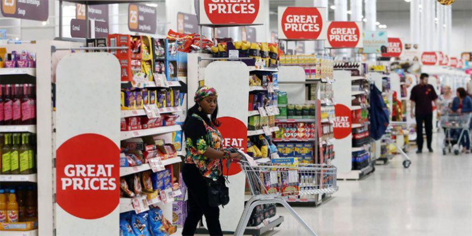 Βρετανία: Το lockdown οδήγησε στην αύξηση των πωλήσεων στα σούπερ μάρκετ από το 1994