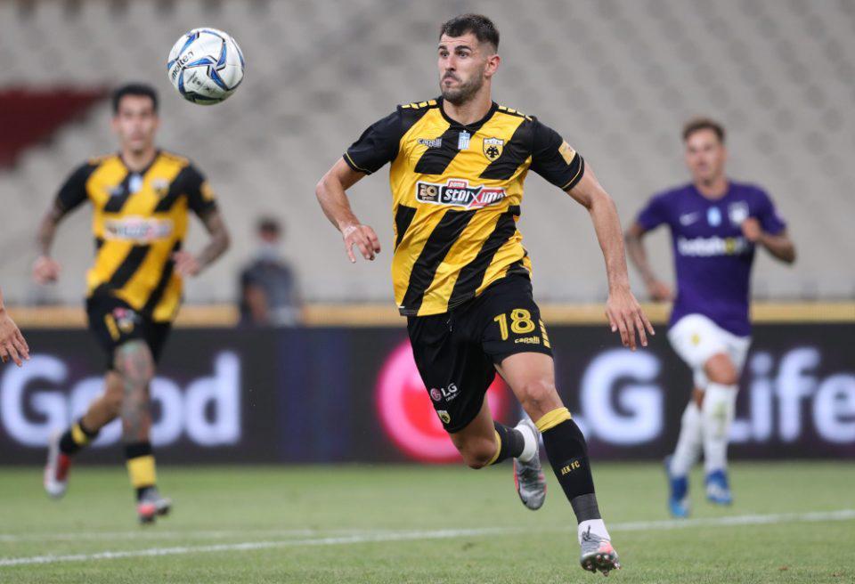 Super League 1: «Μοιρασιά» (2-2) για ΑΕΚ και Άρη στο ΟΑΚΑ