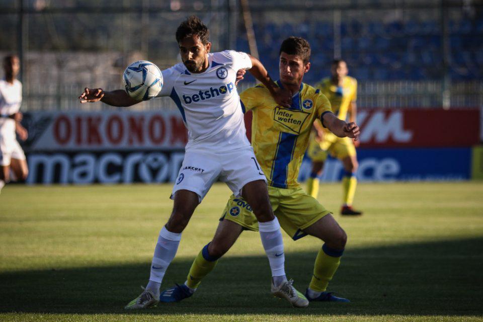 Super League 1: «Απέδρασε» με ισοπαλία (1-1) από την Τρίπολη ο Ατρόμητος