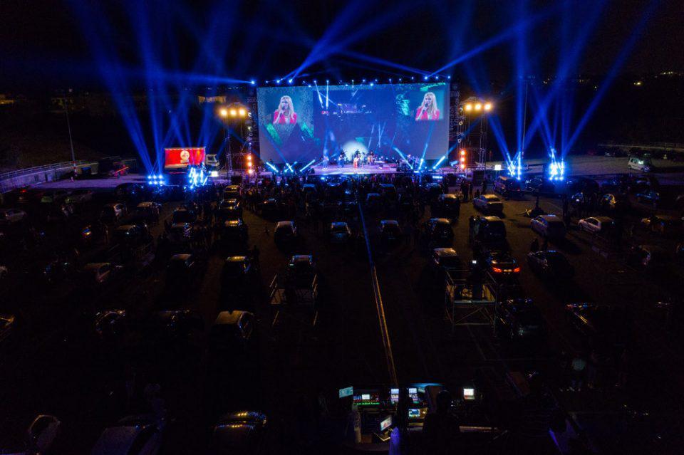 Γλυφάδα: Γεγονός το πρώτο drive in θερινό φεστιβάλ