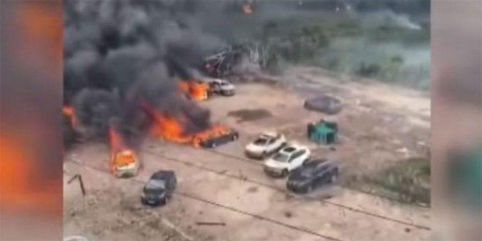 Έκρηξη βυτιοφόρου στην Κίνα: Τουλάχιστον 19 νεκροί και 200 τραυματίες