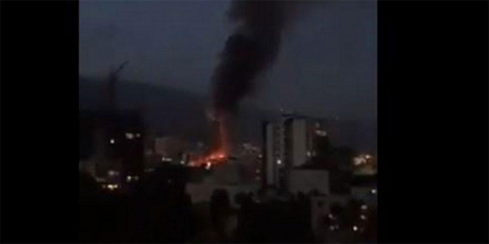 Συναγερμός στο Ιράν: Ισχυρή έκρηξη σε κλινική