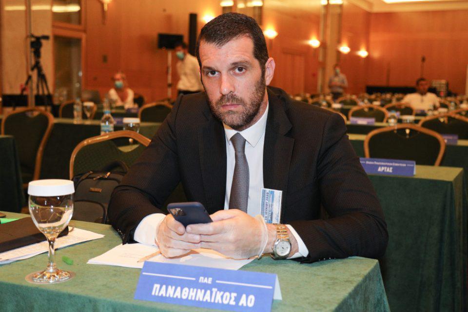 Super League: Συνάντηση Μπουτσικάρη με Γεραπετρίτη για την αντιμετώπιση του κορωνοϊού