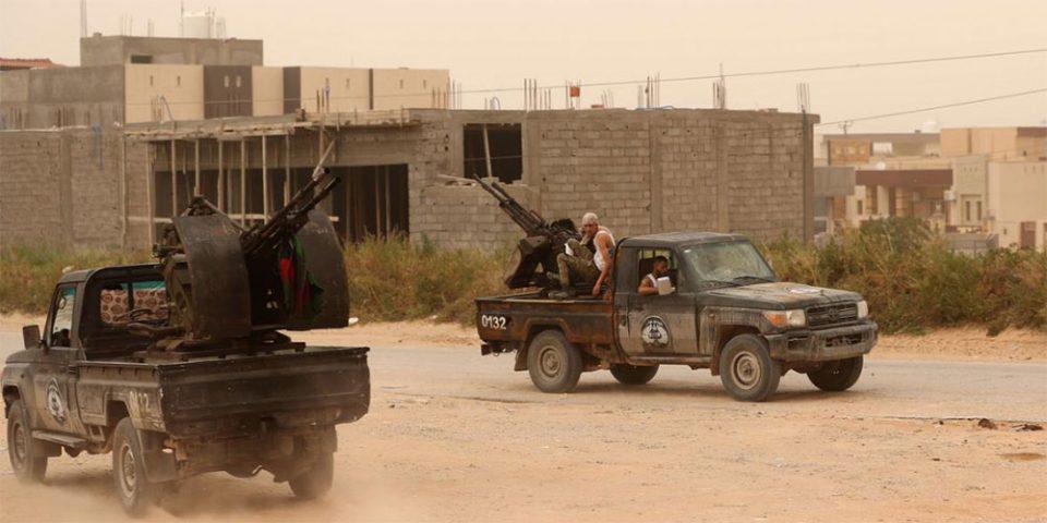 Αυστηρή προειδοποίηση Αιγύπτου: Δεν θα αφήσουμε τη Λιβύη στα χέρια τρομοκρατών και παραστρατιωτικών
