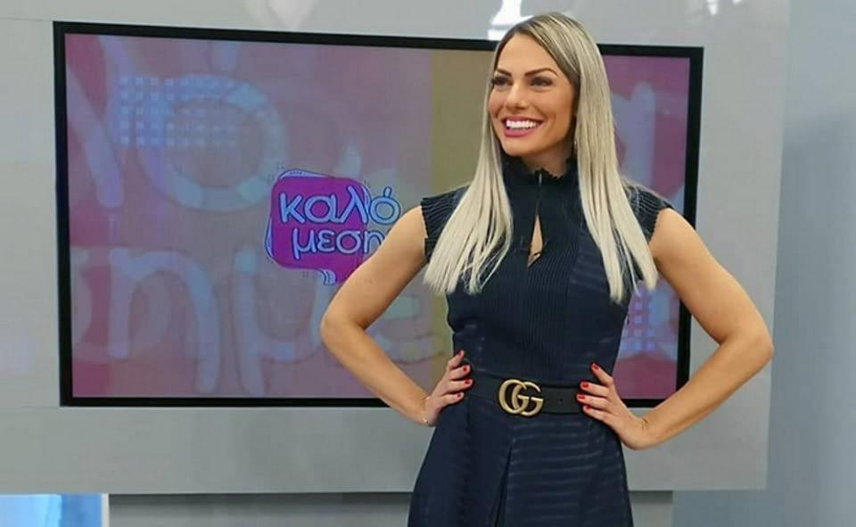 Επίσημο - Κρήτη TV: Πρώην παίκτρια του GNTM στη θέση της Ιωάννας Μαλέσκου
