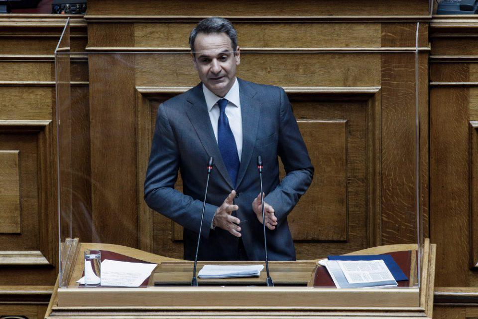 Ο Μητσοτάκης ανακοίνωσε στη Βουλή ότι μέσα στο 2021 θα έρθουν τα 18 Rafale