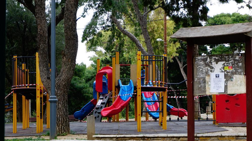 Ανοίγουν ξανά οι παιδικές χαρές του Δήμου Αλιάρτου - Θεσπιέων