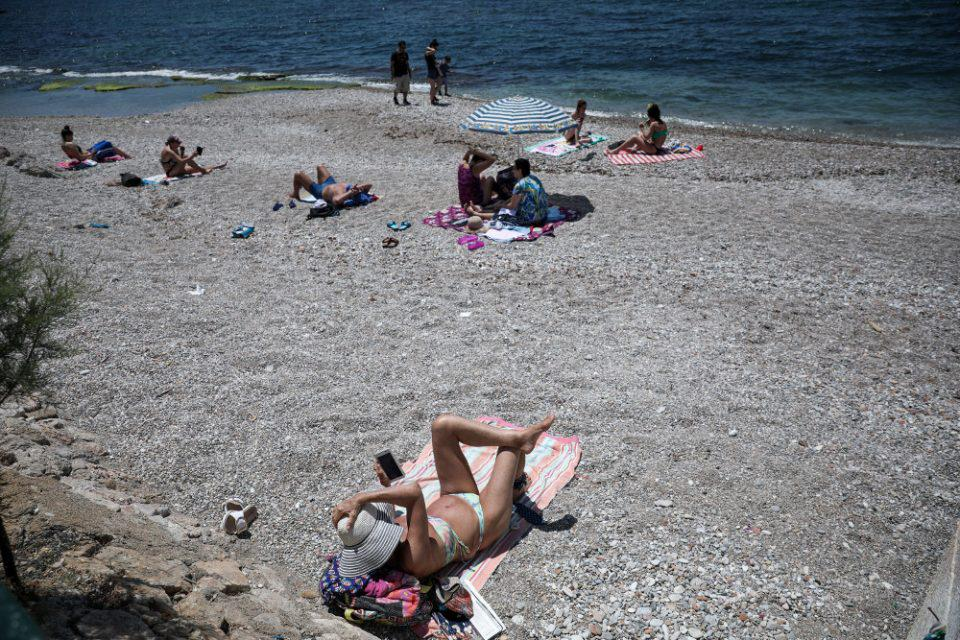 Νομός Θεσσαλονίκης: Σε αυτές τις παραλίες επιτρέπεται το κολύμπι