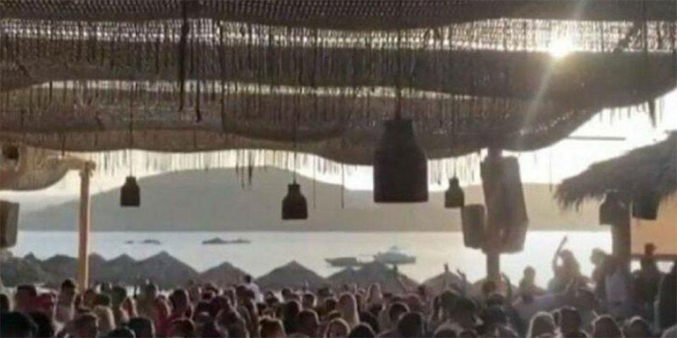 Κορωνοϊός: Πρώτη σύλληψη στη Μύκονο για πριβέ πάρτι - Συνεχίζονται με αμείωτο ρυθμό οι έλεγχοι