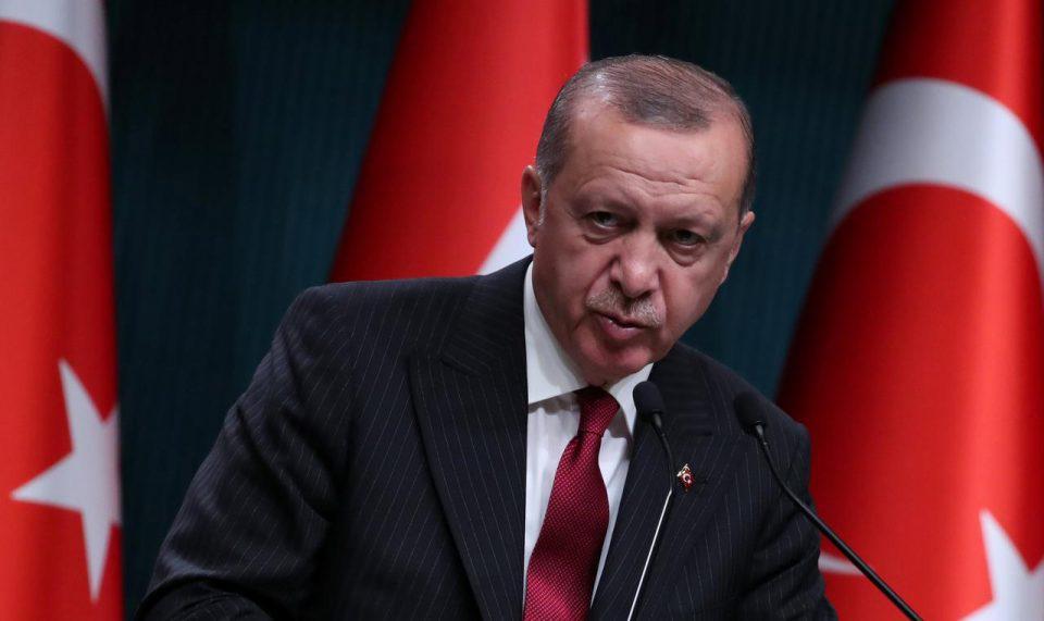Χστούκι Βέμπερ σε Ερντογάν: Φτάνει πια - Πρέπει να βάλουμε κυρώσεις κατά της Τουρκίας στο τραπέζι του Ευρωπαϊκού Συμβουλίου