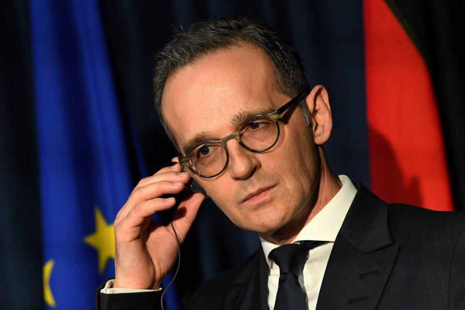 Χάικο Μάας: Η ΕΕ θα συζητήσει μέτρα κατά της Αγκυρας - Υπερβολικά πολλές οι προκλήσεις της Τουρκίας