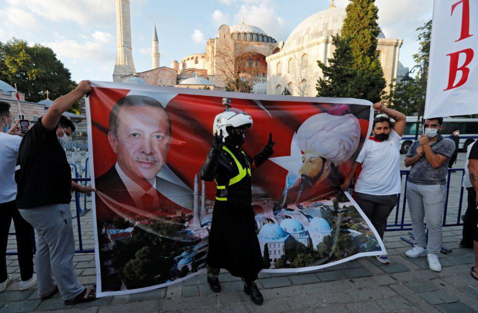 Ανάλυση «Ε.Τ.»: Οι φόβοι του Ερντογάν από την υπέρτατη πρόκληση