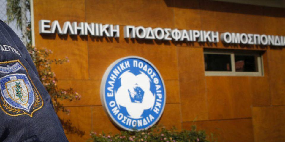 Συναγερμός στην ΕΠΟ λόγω ύποπτου κρούσματος κορωνοϊού – Άδειασαν τα γραφεία!