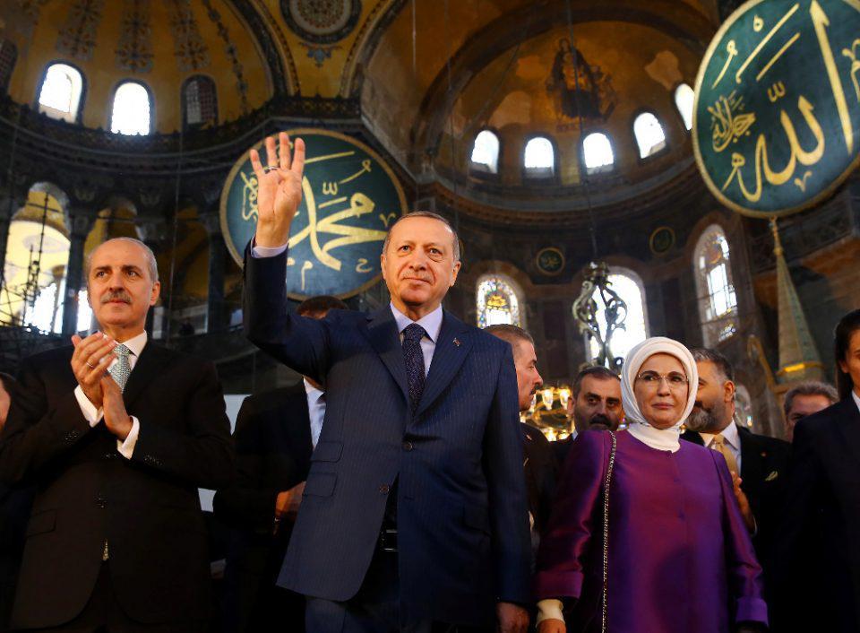 Ο Ερντογάν δεν καταλαβαίνει από διπλωματία παρά μόνο την αποτροπή
